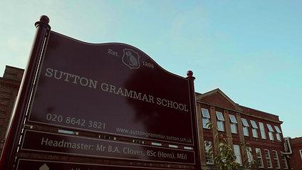 Sutton Grammar School Promotional Video