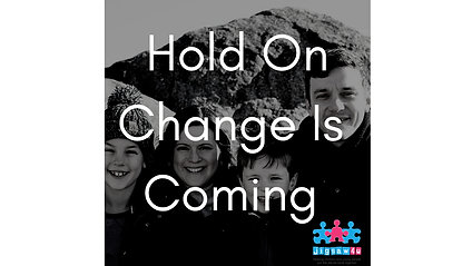 Hold On Change Is Coming - Charity Single