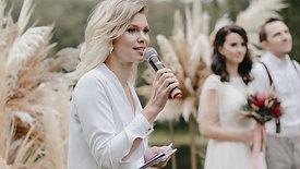 Свадебная церемония 2020