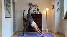 15 minute - 20 - Backline Stretch