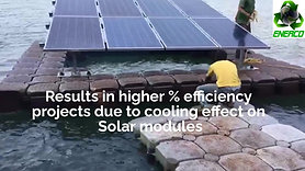 Floating Solar Project Benefits