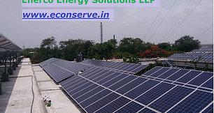 Solar Energy Project Installation Progress