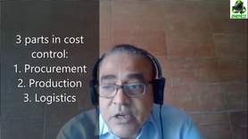 Manufacturing Excellence through Cost Control, Energy Optimization, OEE and SCM automation