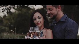 Jordan and Ahlam's Love Story