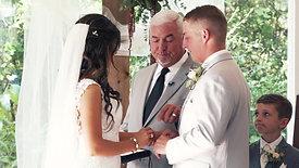 Courtney and Tyler's Wedding Highlight