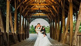 Melanie Blake Wedding highlights