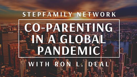 Advice: Co-Parenting in a Global Pandemic