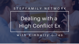 Dealing with a High Conflict Ex Spouse