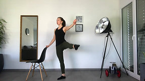 TONE Pilates at the barre