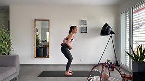 TONE Pilates Arms workout