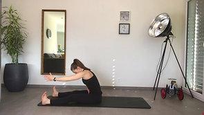 MAT Pilates 20min full body