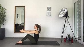 MAT Pilates abs burn