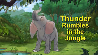 Thunder Rumbles in the Jungle