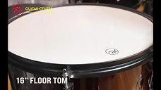 RJ 5-pc Drumset