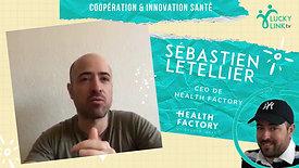 Teasing Sebastien Letélié