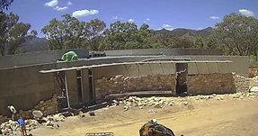 Warrumbungle National Park Visitors Centre Time Lapse