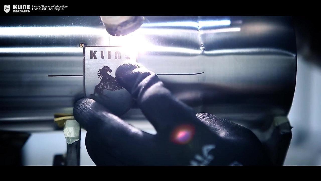 Kline Innovation Exhaust Boutique Trailer