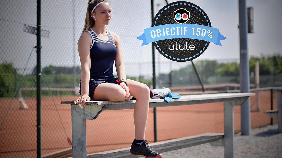 Devenir une joueuse de tennis d'exception