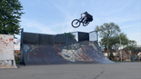 JD Riding Atkinson Skatepark
