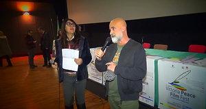 Sigla Vittoria Peace Film Fest