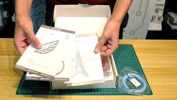 Unboxing Of Tinkerpen