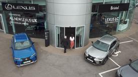 Lexus Bristol - Summer Prize Event