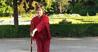 Qi Gong avec bâton de santé 4