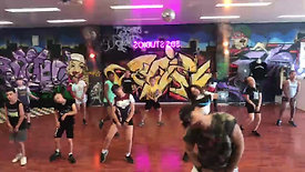 TUESDAY 5PM BEG/INTER HIP HOP WITH TROY 17/11/20