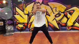 Blood On The Dance Floor - Intermediate Hip Hop