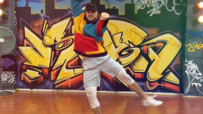 Go Harry - Intermediate Hip Hop