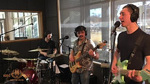 "Logan Thomas Trio - ""Out of My League"" on KRFC Radio"