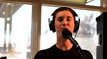 "Logan Thomas Trio - ""Waiting on the World to Change"" John Mayer cover on KRFC Radio"