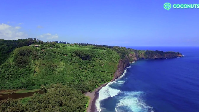 yt1s.com - Getting Lifted Hawaiis Big Island 4K drone video  Coconuts TV_1080p