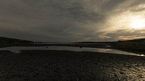 大湊の朝 Morning tide of Ohminato