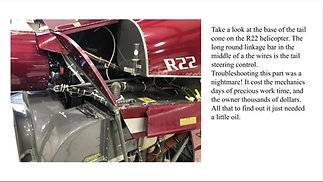Elihu Conant-Haque: Airplane Maintenance
