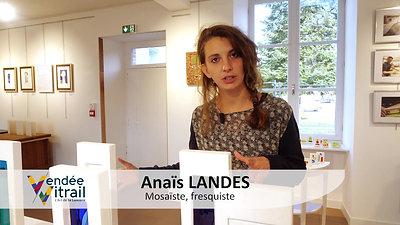 Expo Vendée Vitral Octobre 2020 Anaïs