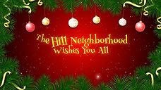 Hill Christmas 2019