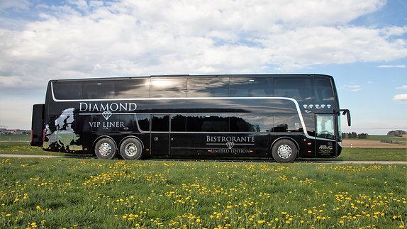 DIAMOND VIP-LINER BISTROBUS  !NEU!