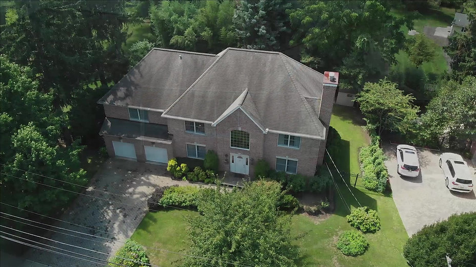 Drone Footage- 7 Alpine Dr, Closter, NJ, 07624