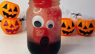 Halloween Fruit Punch Mocktail Recipe