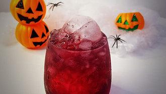 Part II Halloween Party Mocktail! 💀 🎃