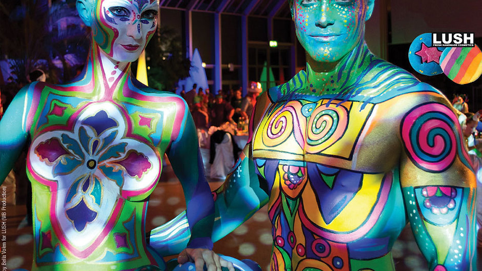 World of Bodypainting