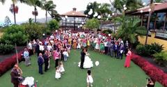 Silvia & Ale - Hacienda San Felipe