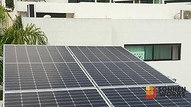 Proyecto Paneles Solares Colinas del Valle 3