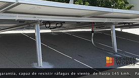 Proyecto Paneles Solares Las Ventanas, Santa Catarina