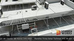 Proyecto Paneles Solares Colinas del Valle 4
