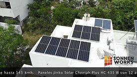 Proyecto Paneles Solares Colinas del Valle 5