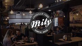 Miły Burger |american food|