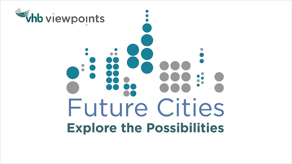 Future Cities: Explore the Possibilities