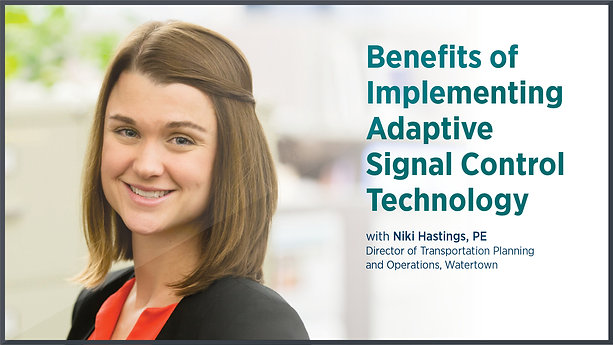 Benefits of Implementing Adaptive Signal Control Technology